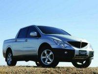 Конкуренты VW AMAROK - SsangYong Actyon Sports