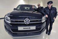VW AMAROK и SCORPIONS