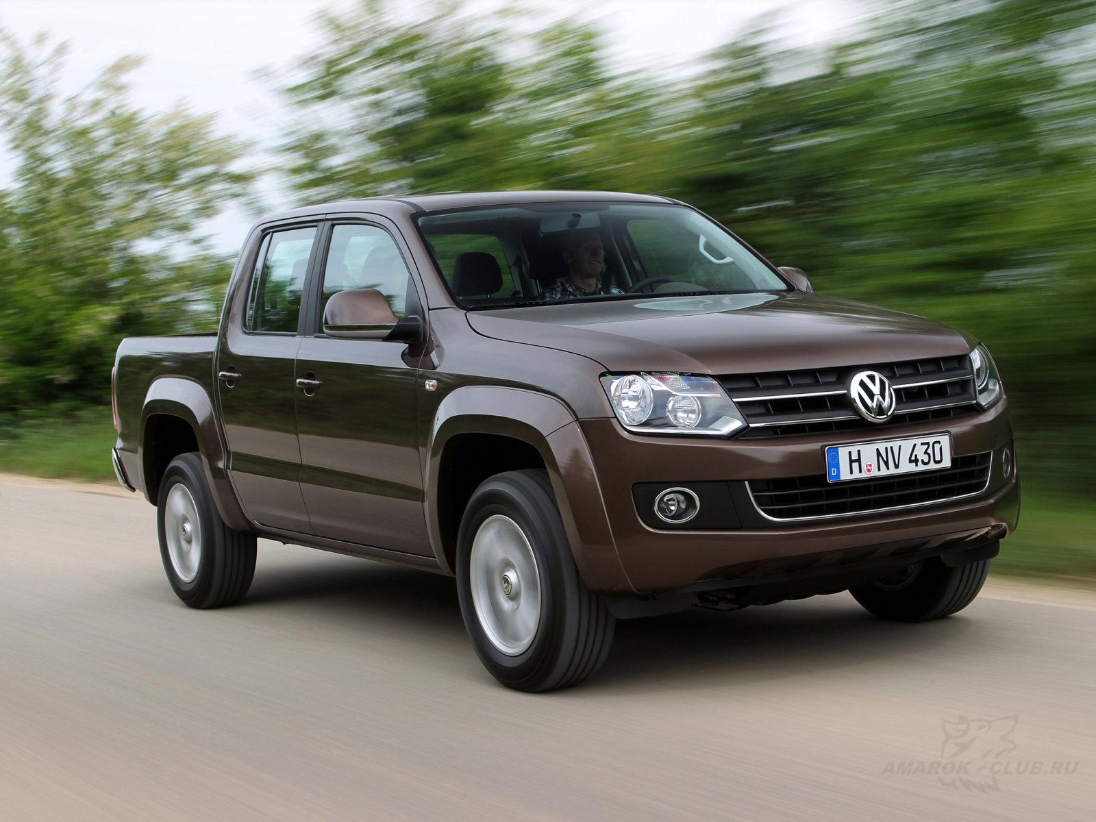 Запчасти для Volkswagen Amarok